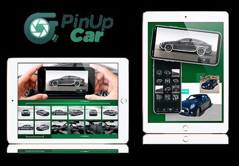 Preparación de vehículos para exposición online