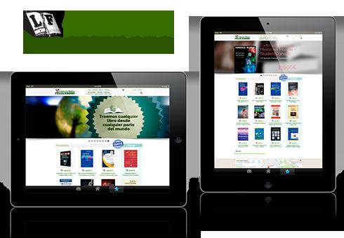 Pasarela web de software para librerías (Hydra)