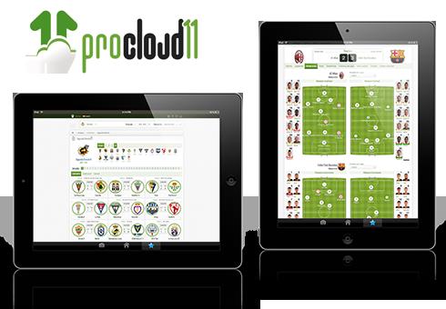 Desarrollo de software de gestión deportiva